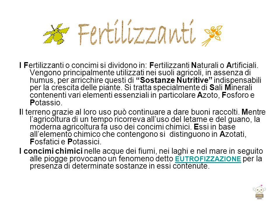 Fertilizzanti k. Z.