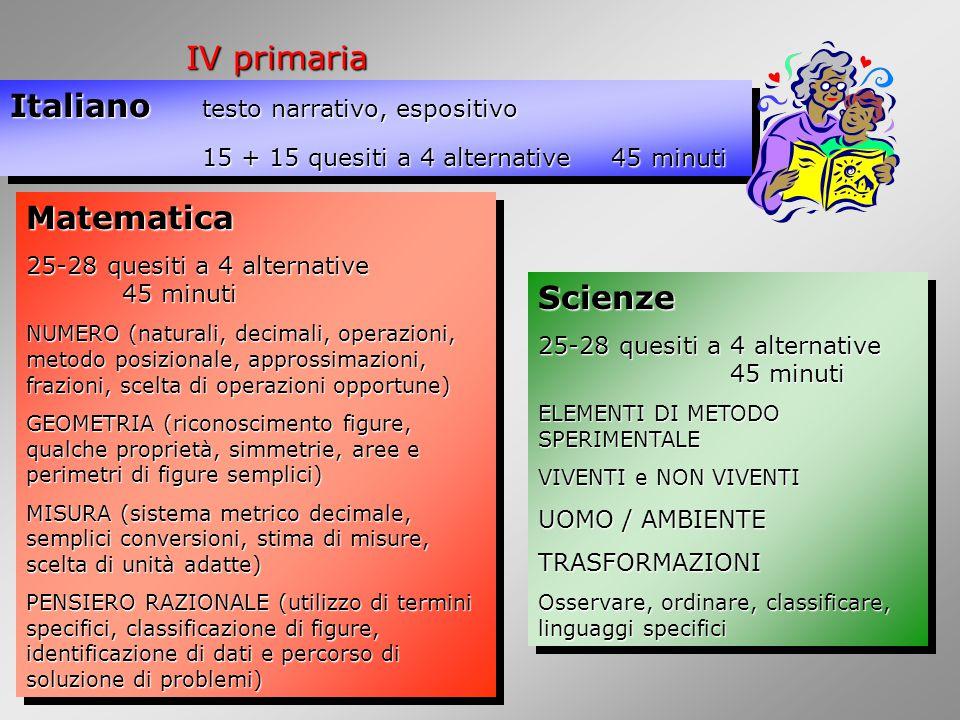 Italiano testo narrativo, espositivo