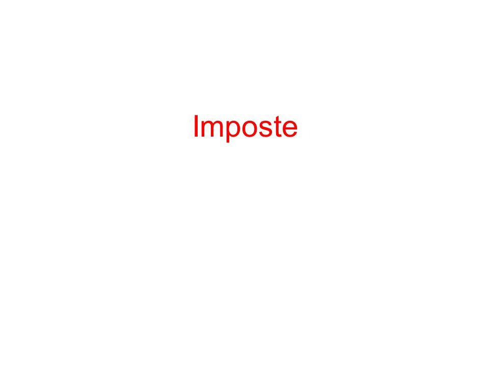 Imposte
