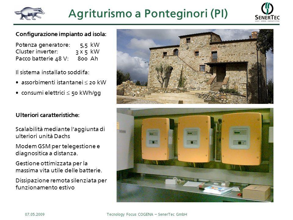 Agriturismo a Ponteginori (PI)