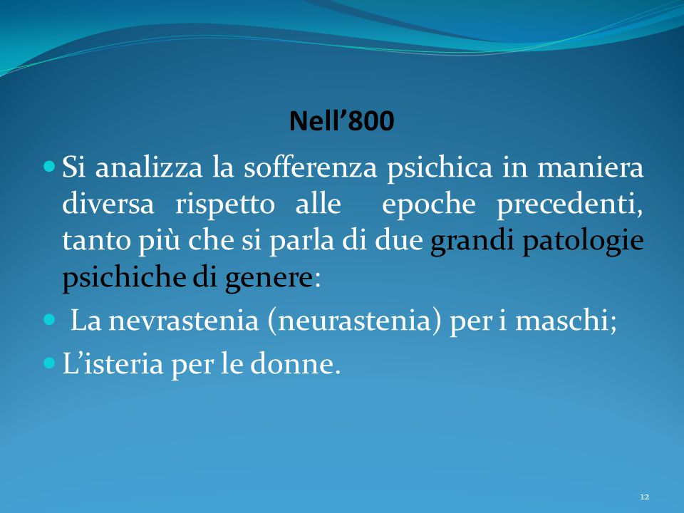 Nell'800