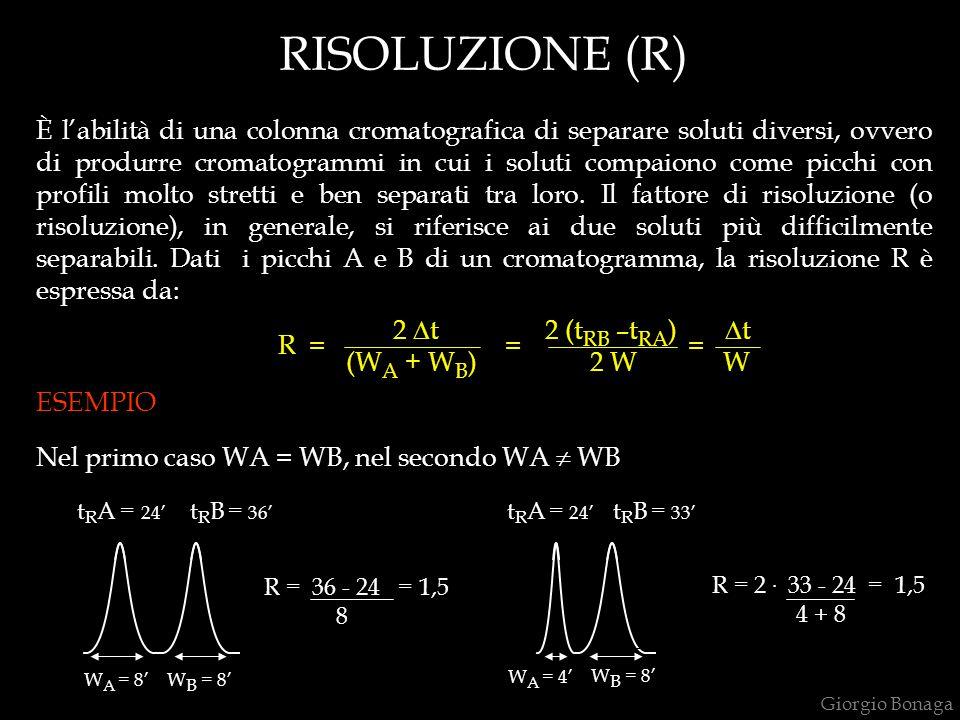 RISOLUZIONE (R)