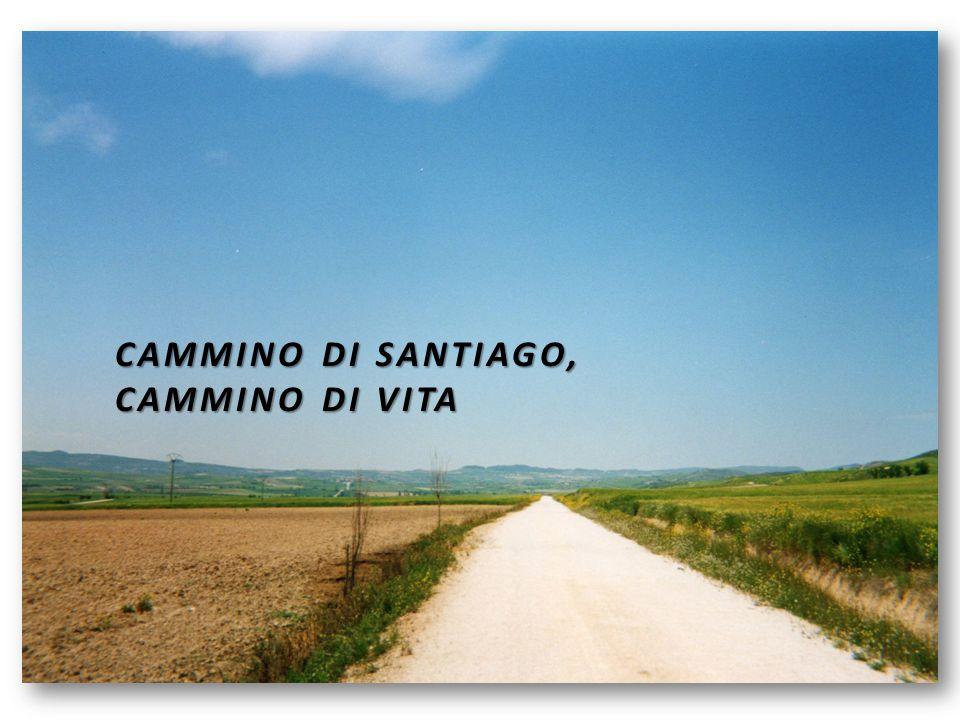 CAMMINO DI SANTIAGO, CAMMINO DI VITA