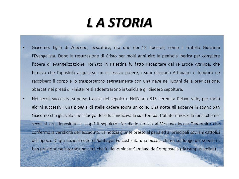 L A STORIA