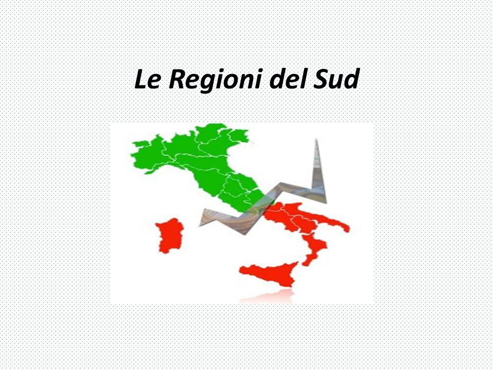 Le Regioni del Sud