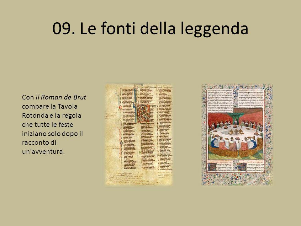 09. Le fonti della leggenda