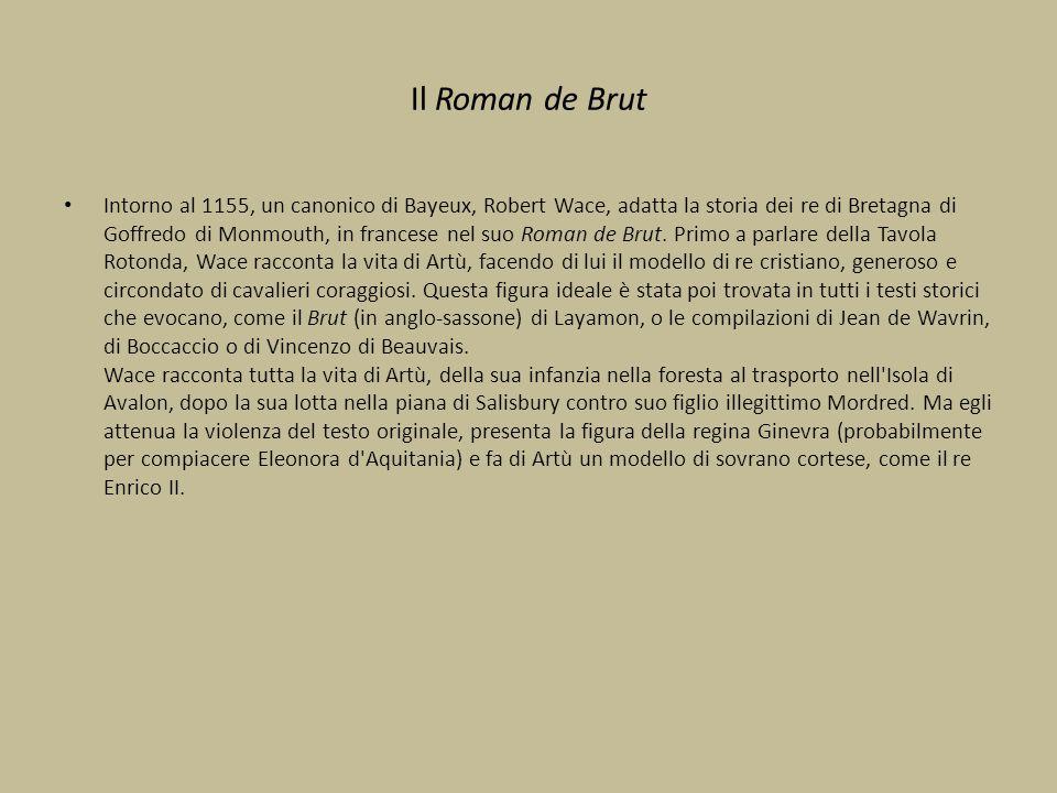 Il Roman de Brut