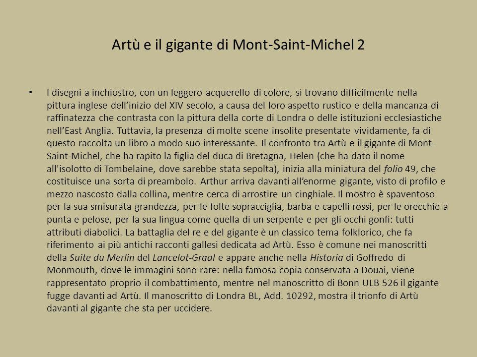 Artù e il gigante di Mont-Saint-Michel 2