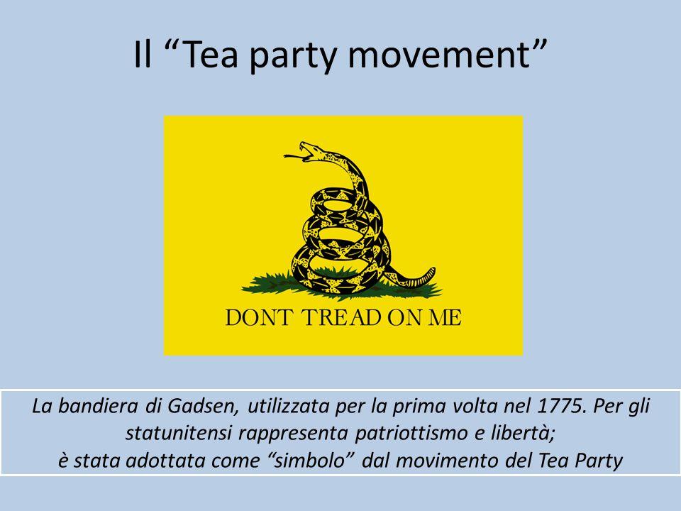 Il Tea party movement
