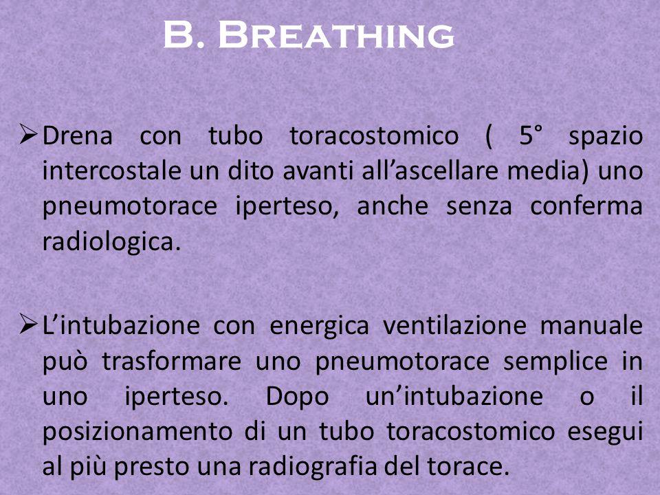 B. Breathing