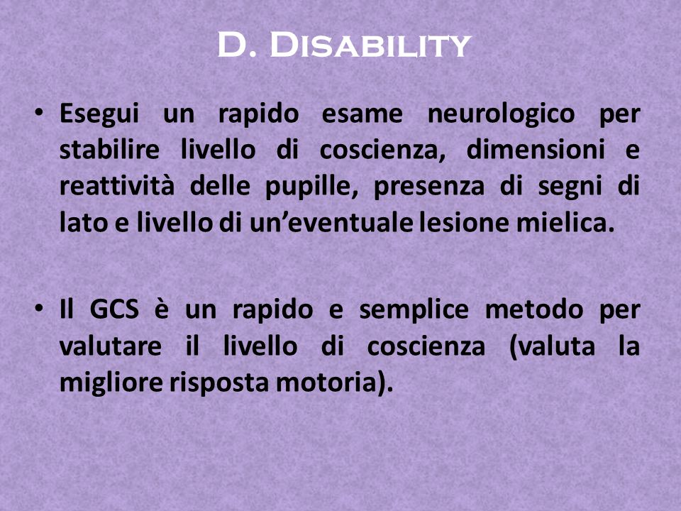 D. Disability