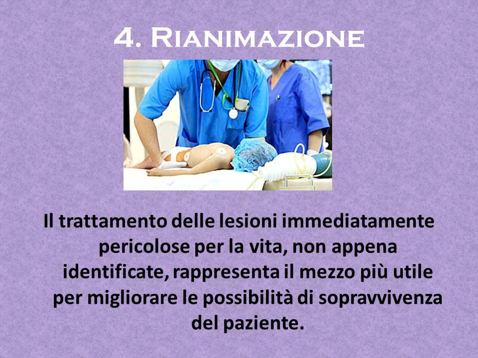 4. Rianimazione