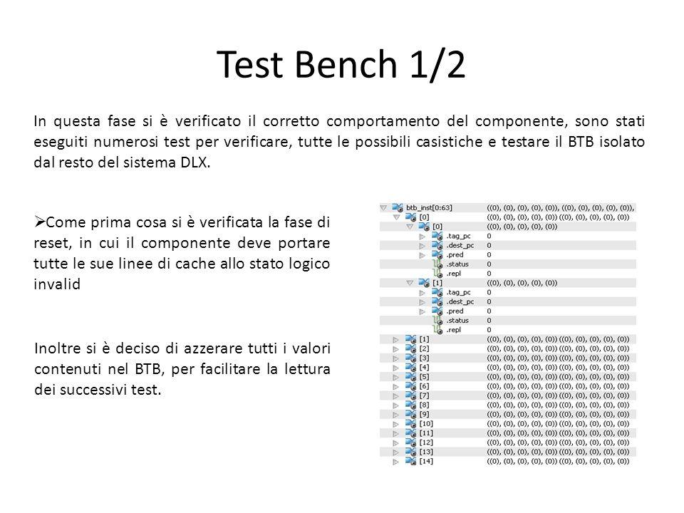 Test Bench 1/2