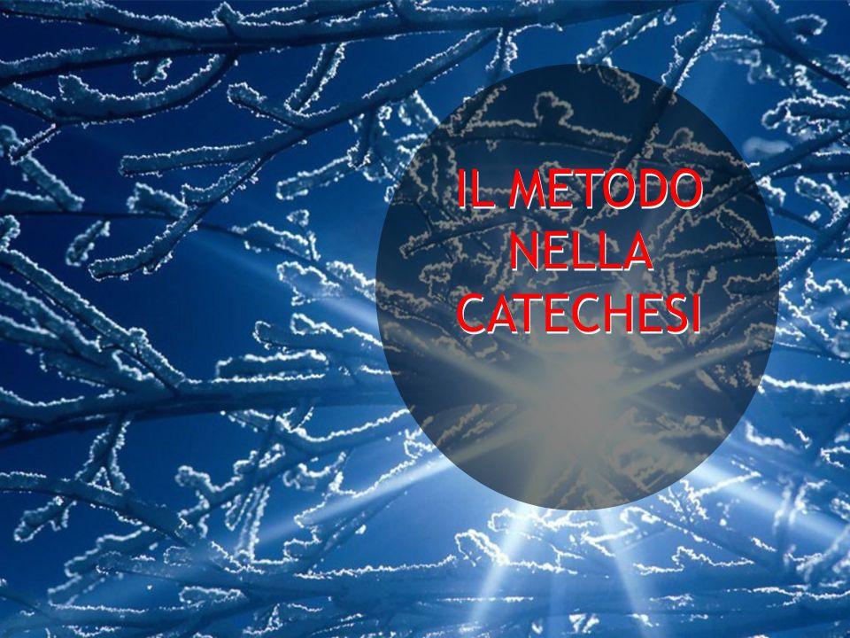 IL METODO NELLA CATECHESI