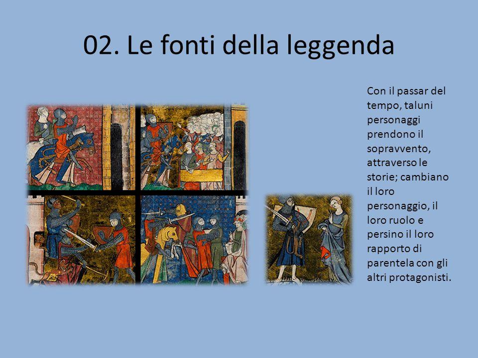 02. Le fonti della leggenda