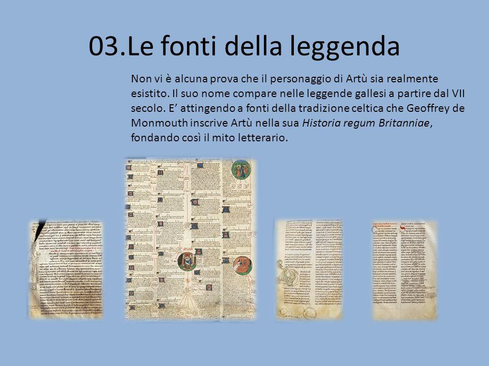 03.Le fonti della leggenda