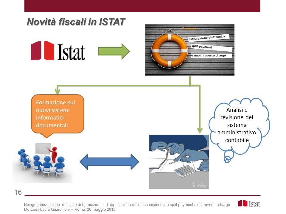 Analisi e revisione del sistema amministrativo contabile