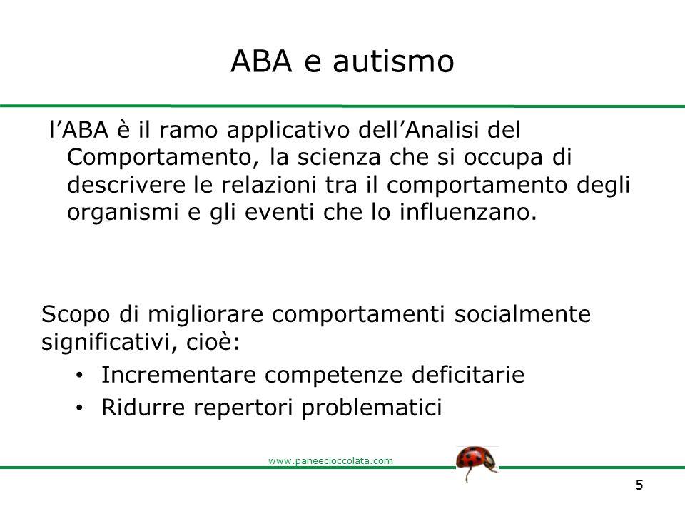 16/04/2017 ABA e autismo.