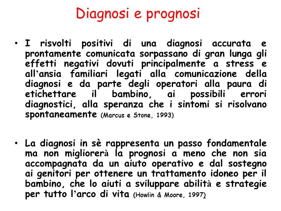 Diagnosi e prognosi