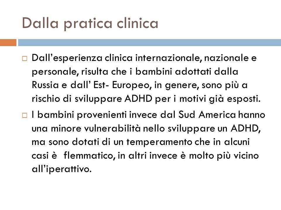 Dalla pratica clinica