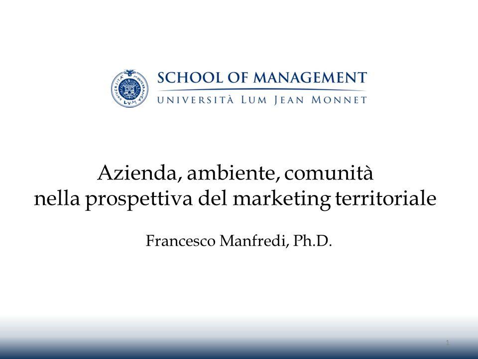 Francesco Manfredi, Ph.D.