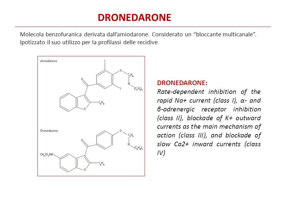 Dronedarone DRONEDARONE:
