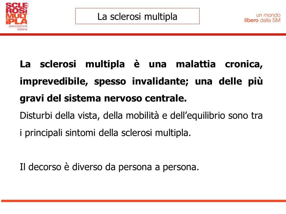 La sclerosi multipla
