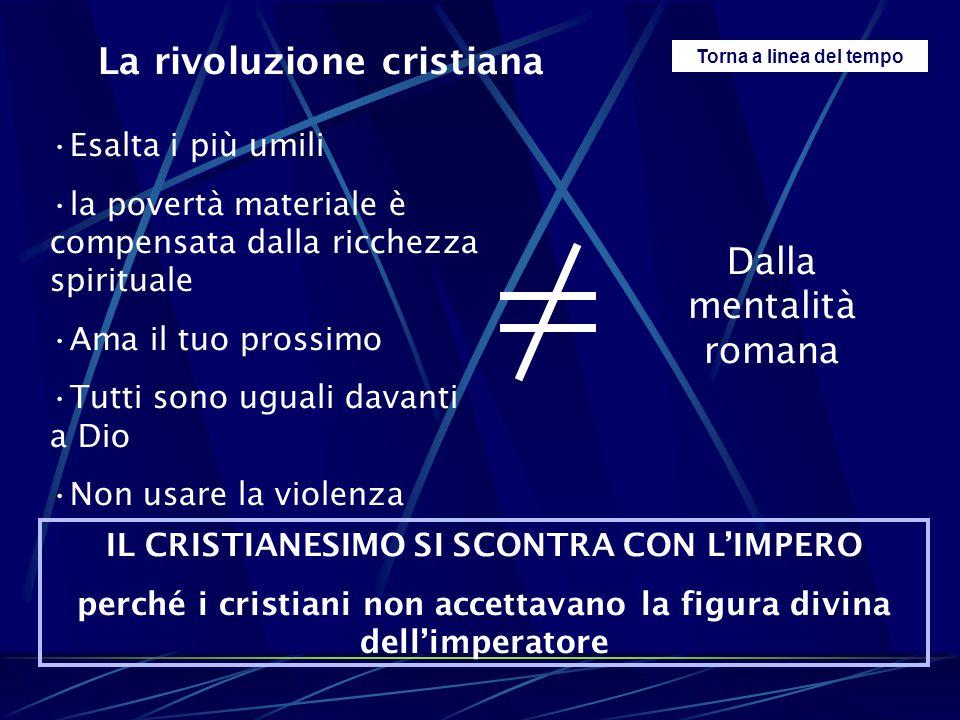Dalla mentalità romana