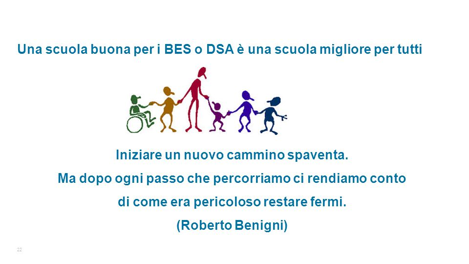 Una scuola buona per i BES o DSA è una scuola migliore per tutti