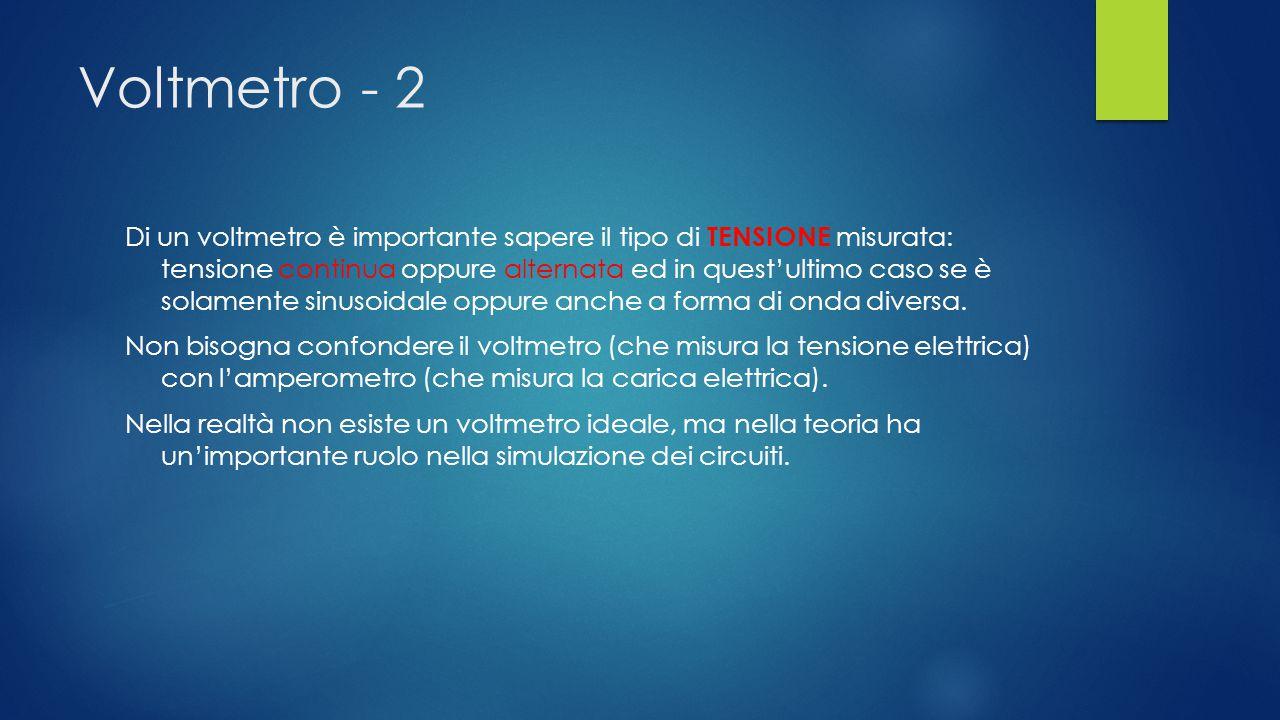 Voltmetro - 2