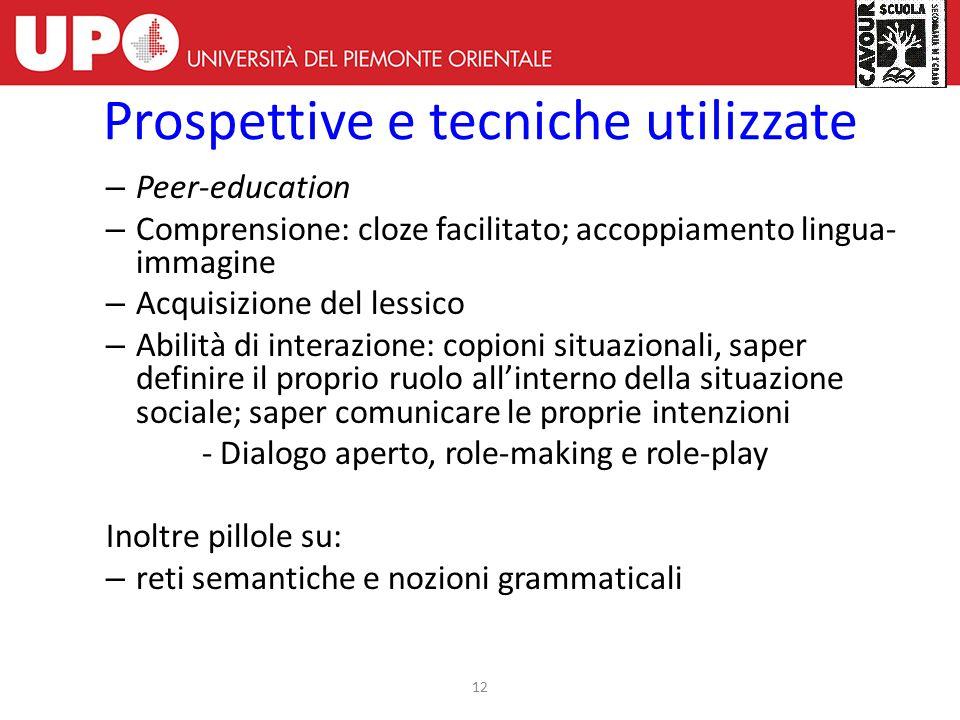 Didattica attiva/cognitiva
