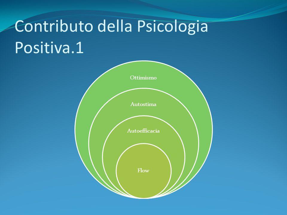 Contributo della Psicologia Positiva.1