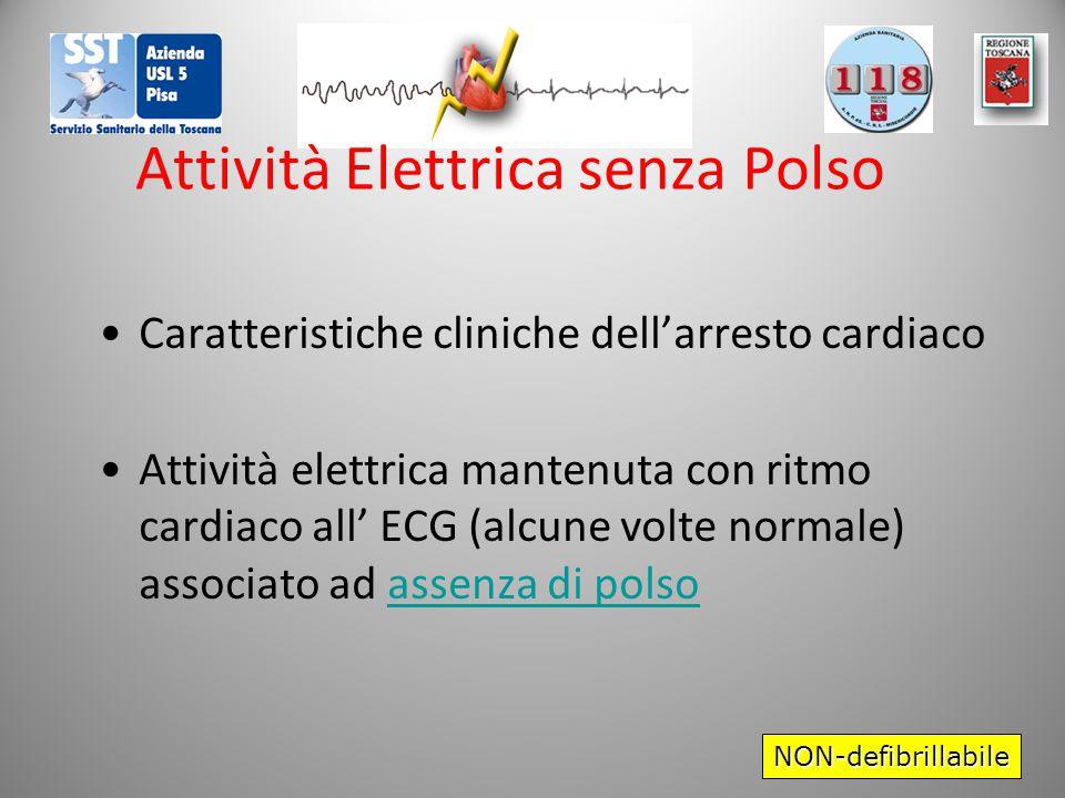 Attività Elettrica senza Polso