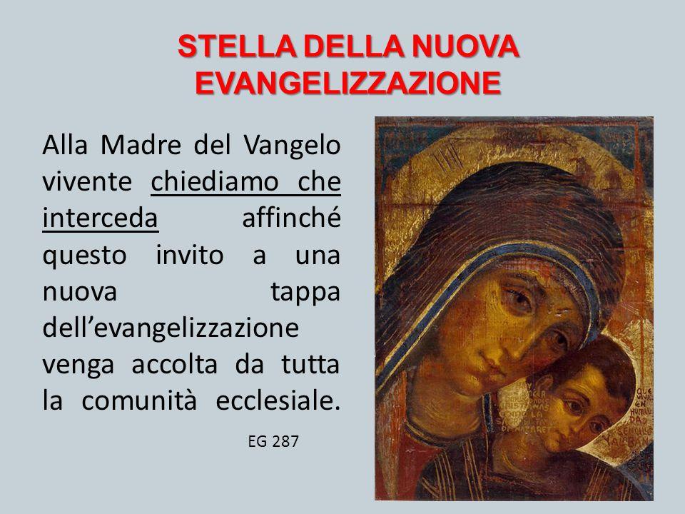 STELLA DELLA NUOVA EVANGELIZZAZIONE