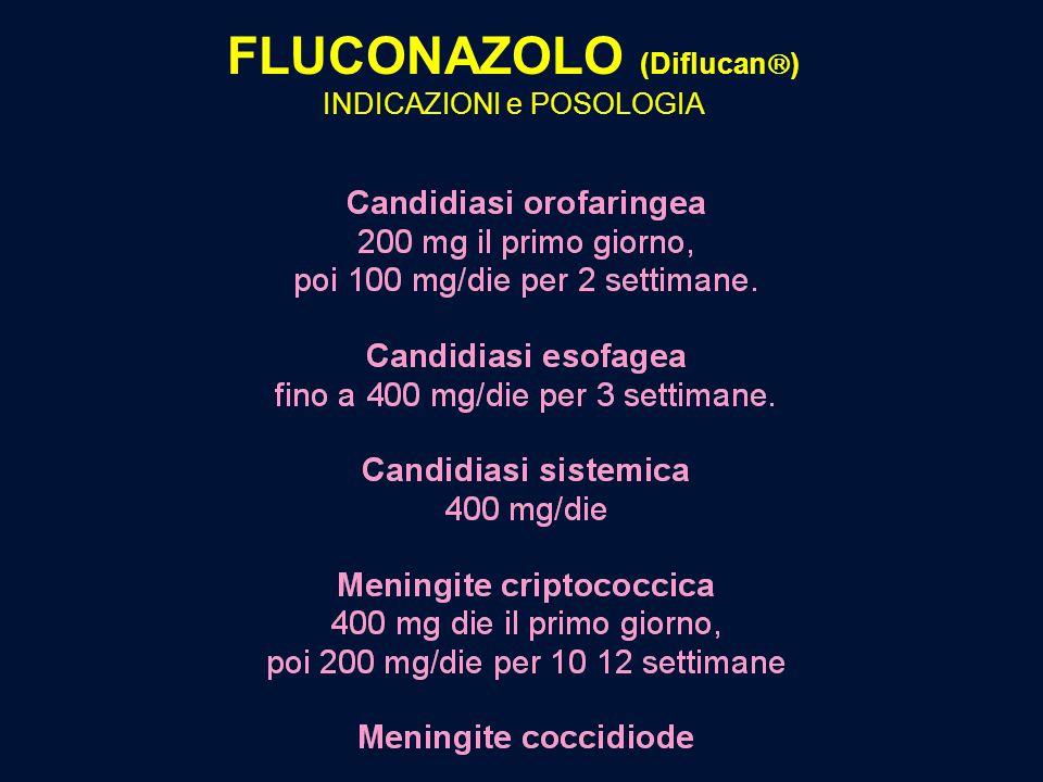 FLUCONAZOLO (Diflucan)