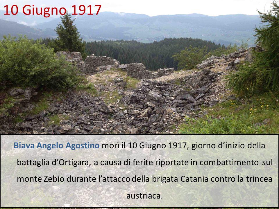 10 Giugno 1917