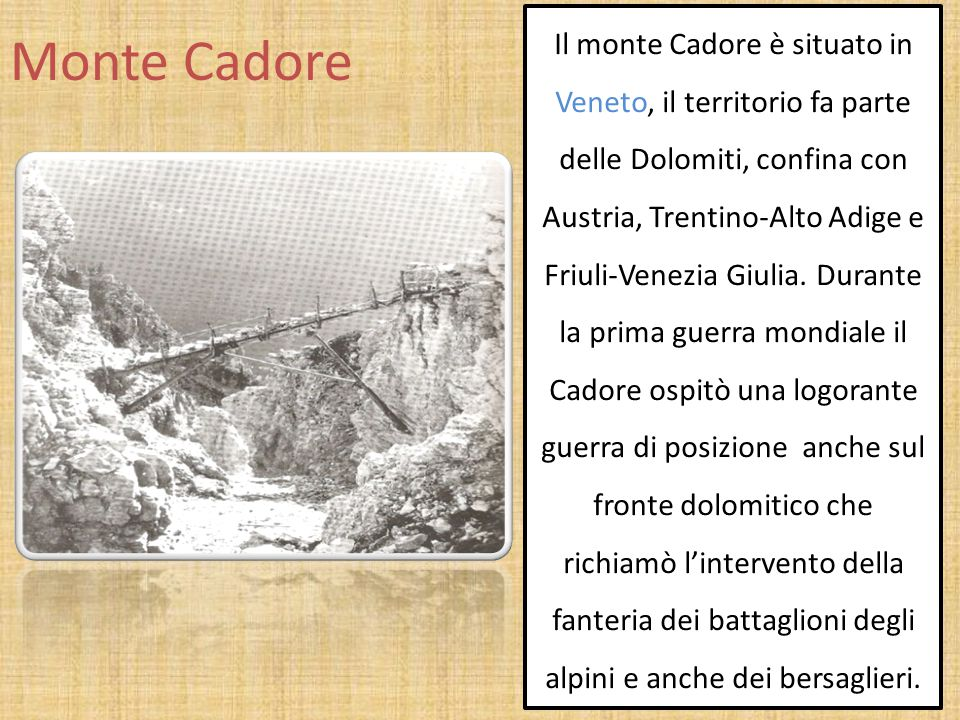 Monte Cadore