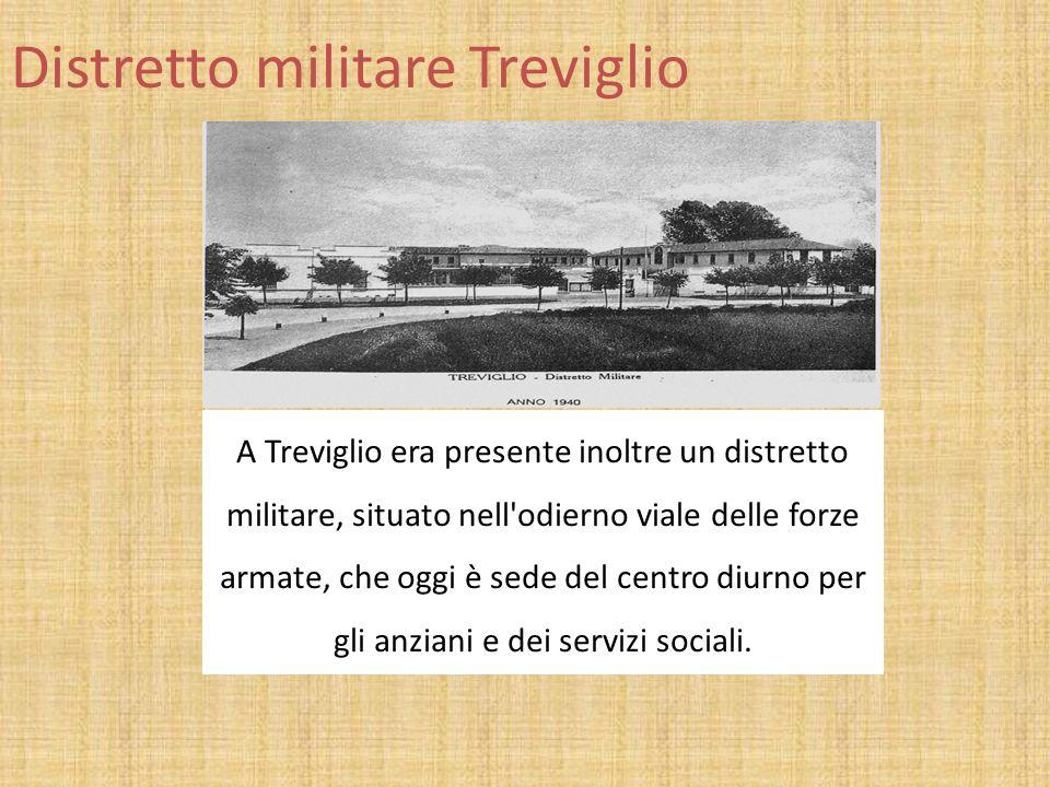 Distretto militare Treviglio