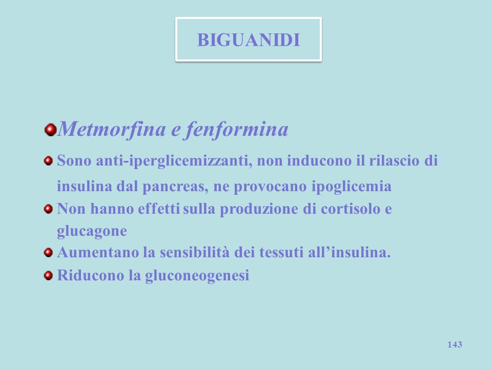 Metmorfina e fenformina