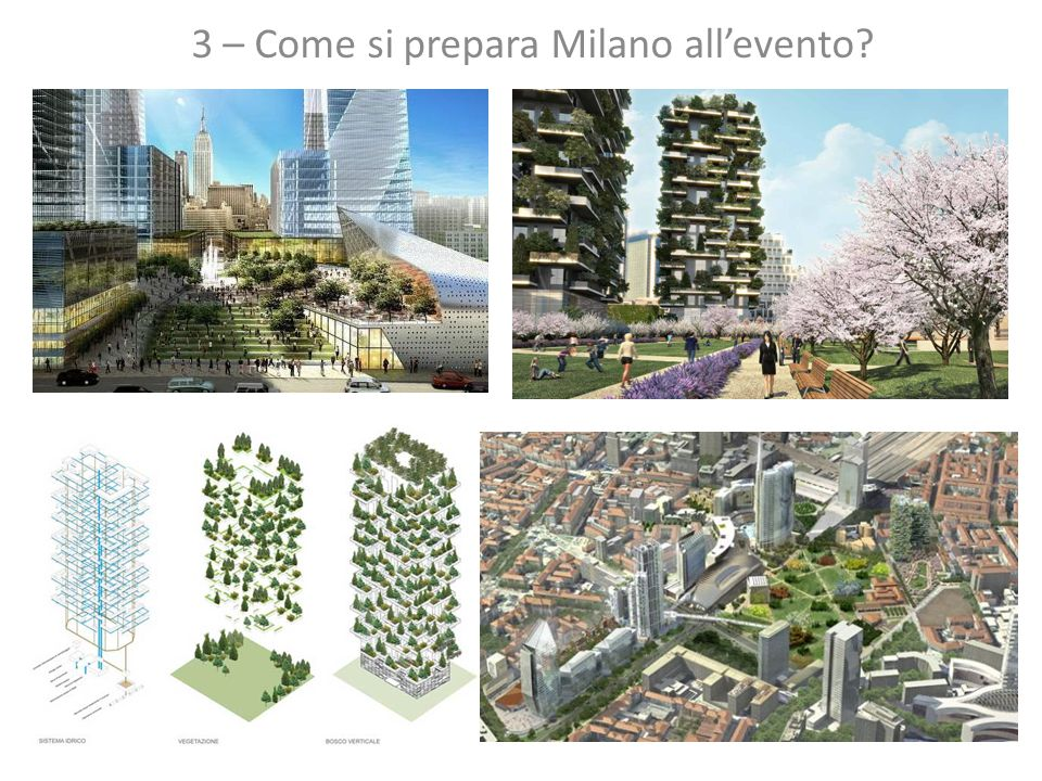 3 – Come si prepara Milano all'evento