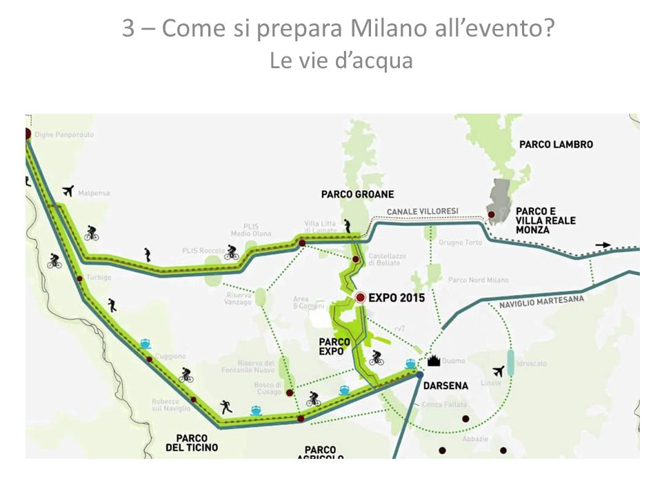 3 – Come si prepara Milano all'evento Le vie d'acqua