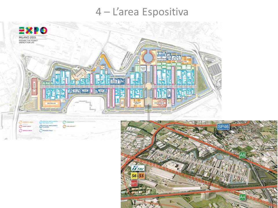 4 – L'area Espositiva
