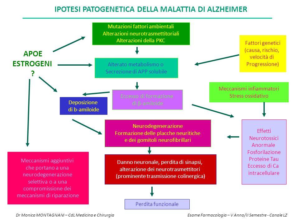Ipotesi patogenetica della malattia di Alzheimer