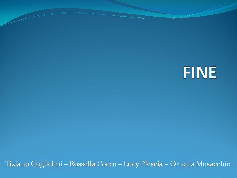Tiziano Guglielmi – Rossella Cocco – Lucy Plescia – Ornella Musacchio