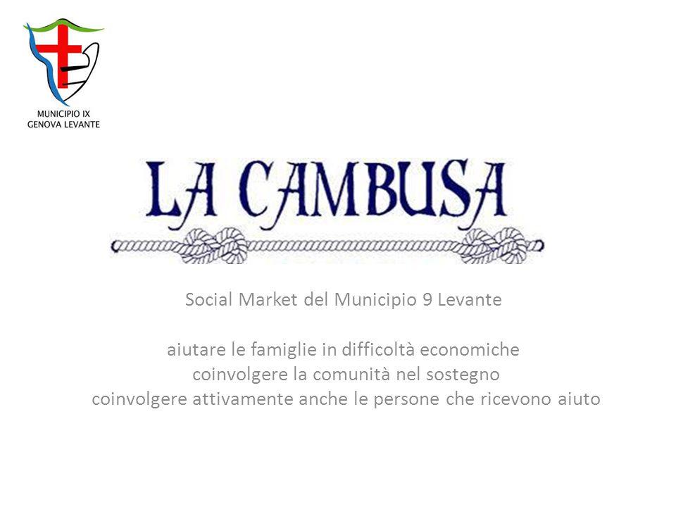 Social Market del Municipio 9 Levante