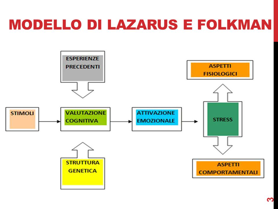 Modello di Lazarus e Folkman