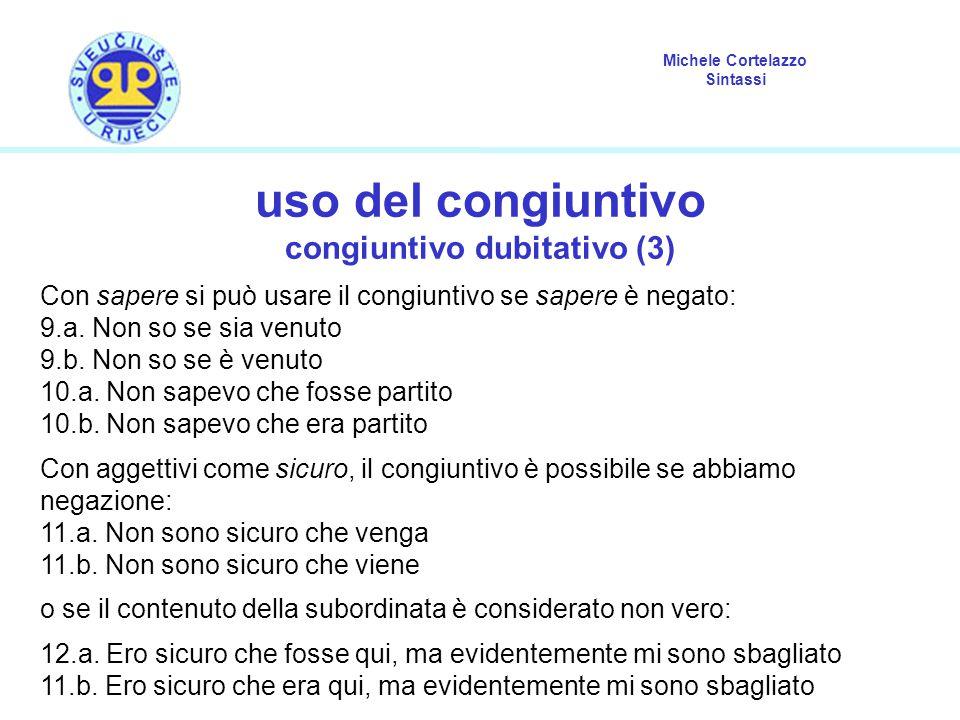 congiuntivo dubitativo (3)
