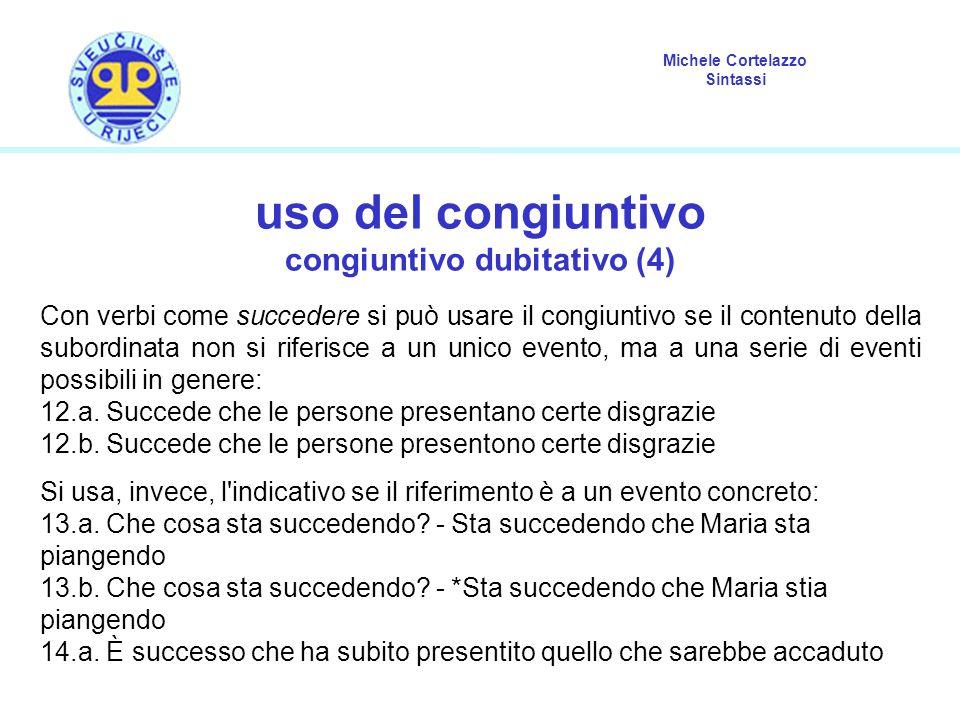 congiuntivo dubitativo (4)