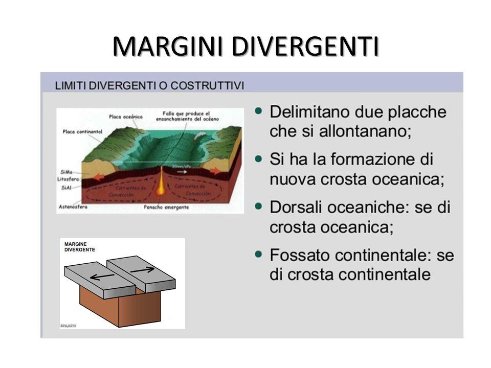 MARGINI DIVERGENTI