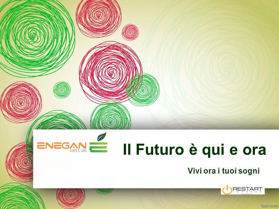 Il Futuro è qui e ora Vivi ora i tuoi sogni